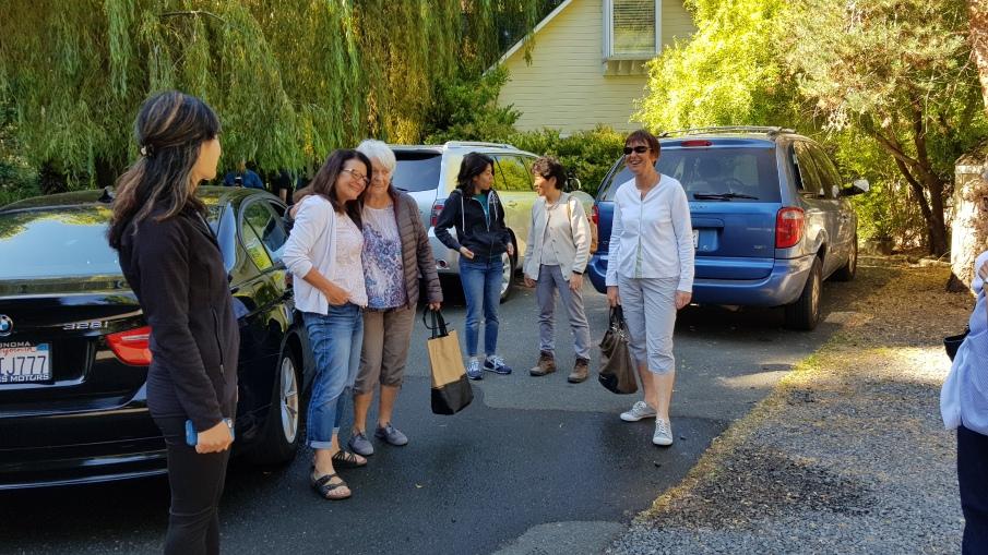 Serviteurs à l'Université Sonoma
